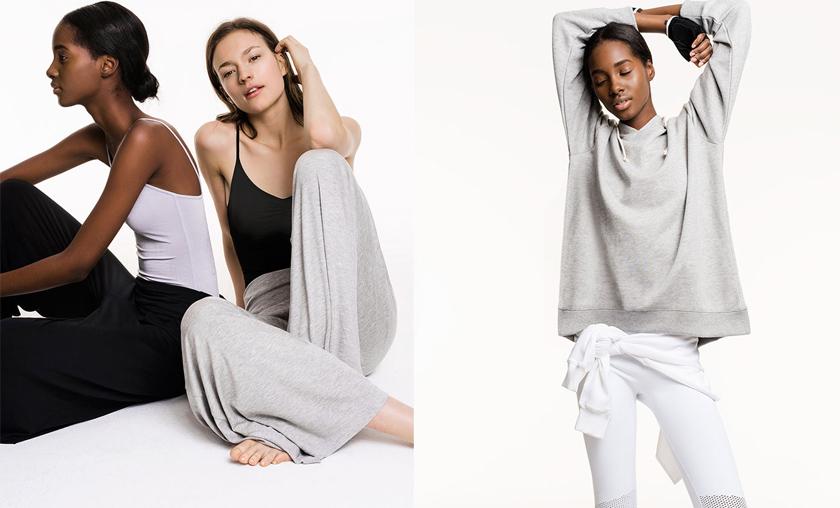 Zara wird sportlich & springt auf den Activewear-Zug auf