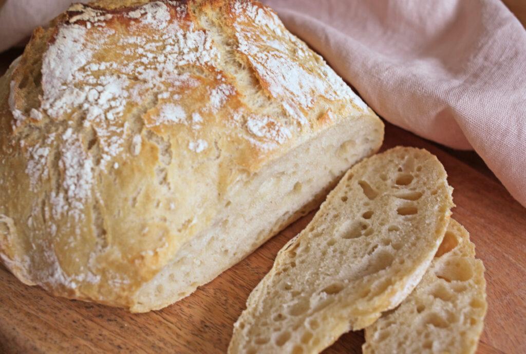 Leckeres einfaches Brot Rezept