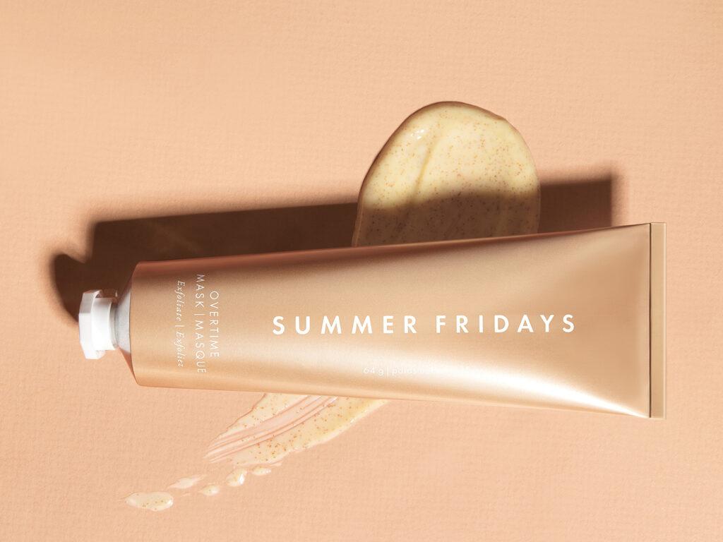 Summer Friday's Gesichtsmaske